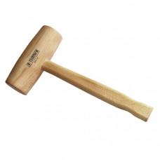 Houten hamer, ronde kop, kopmaat 60X170 mm beuken hout
