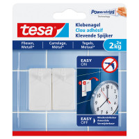 Tesa zelf klevende spijker - 2 X 2KG