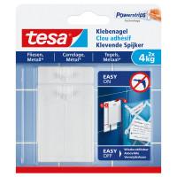 Tesa zelf klevende spijker - 2 X 4KG