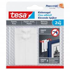 Tesa zelfklevende spijker - 2 X 2KG