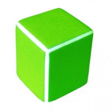 Meubelknop vierkant blokje - diverse kleuren
