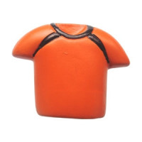 Meubelknop voetbal shirt