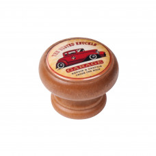 Meubelknop honing kleur hout old timer auto vintage Breda