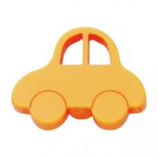 Meubelknop auto geel kinderkamer kastknop leverbaar in 4 kleuren