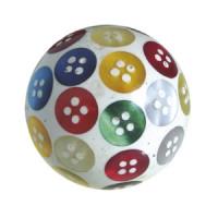 Meubelknop gekleurde knoopjes