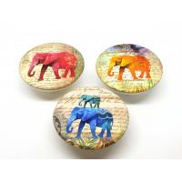 Meubelknop olifant