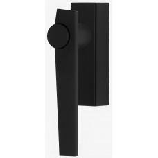 TENSE BB101-DKLOCK draaikiepgarnituur afsluitbaar rechtsdraaiend mat zwart