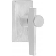 TENSE BB105-DK draaikiepgarnituur niet afsluitbaar linksdraaiend mat roestvast staal