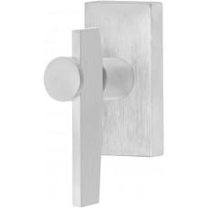 TENSE BB105-DK draaikiepgarnituur niet afsluitbaar rechtsdraaiend mat roestvast staal