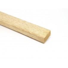 Balsa hout 5X8 - hobby hout