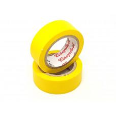 Coroplast isolatietape - geel