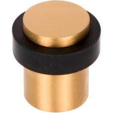 Basics deurbuffer - vloermontage - PVD mat goud