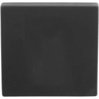 TENSE/SQUARE LSQBB50 blind plaatje mat zwart