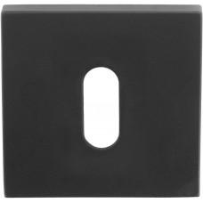 TENSE/SQUARE LSQBN50 sleutelgatplaatje mat zwart