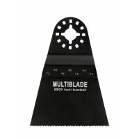 Multiblade breed zaagblad - voor hout, PVC en kunststof