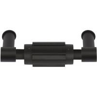 PIET BOON PB200 toiletrolhouder mat zwart