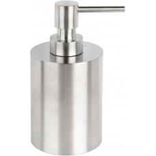 PIET BOON PB500 zeepdispenser vrijstaand mat roestvast staal AISI 316