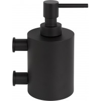 PIET BOON PB501 zeepdispenser met muurbevestiging mat zwart