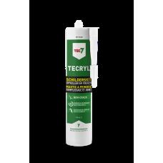 TEC7 Tecryl WIT -professionele schilderskit - koker 310 ml - acrylaatkit