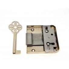 Kastslot, meubelslot 45 mm