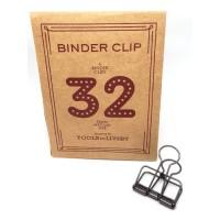 Binder clip 32 bronskleurig- Tools to Liveby