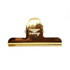 Penco - papierklem metaal goud-kleurig gecoat - groot