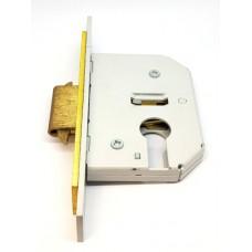 Schuifdeur harpoen slot, cilinder uitvoering