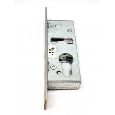 Smal kastslot 25 mm met blokschoot