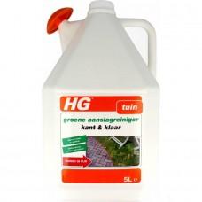 HG groene aanslag reiniger - 5 liter