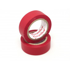 Coroplast isolatietape - rood