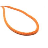 Katoen koord 6 mm oranje