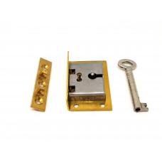 Juwelenkist slot, meubelslot 18 mm