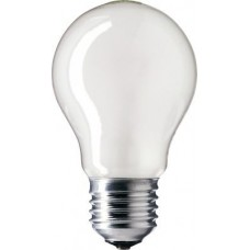 Standaard gloeilamp mat 75 watt