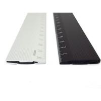 Midori liniaal - aluminium 30 cm