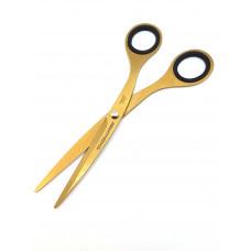 Schaar goudkleurig 6,5'' - Tools to Liveby