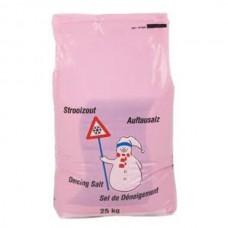 Strooizout +/- 25 KG