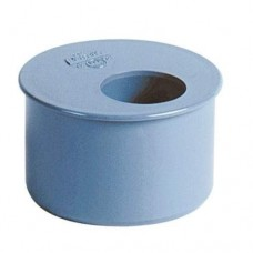 Verloop ring, messing 1/4''X3/8''