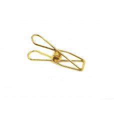 Papierklem goudkleurig- Tools to Liveby