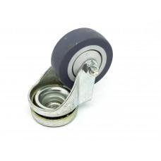 Zwenkwiel, wiel diameter 50 mm