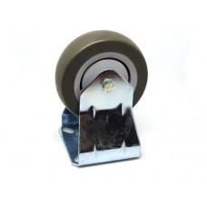 Bokwiel, wiel diameter 75 mm